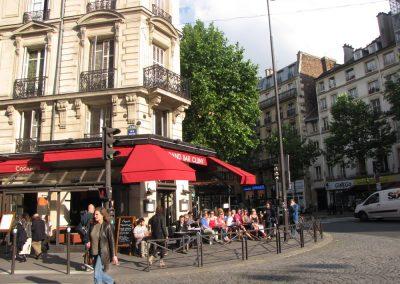Pariške ulice