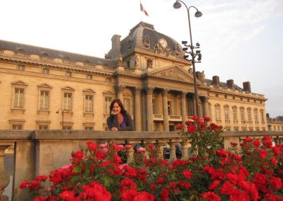 Romantični Pariz