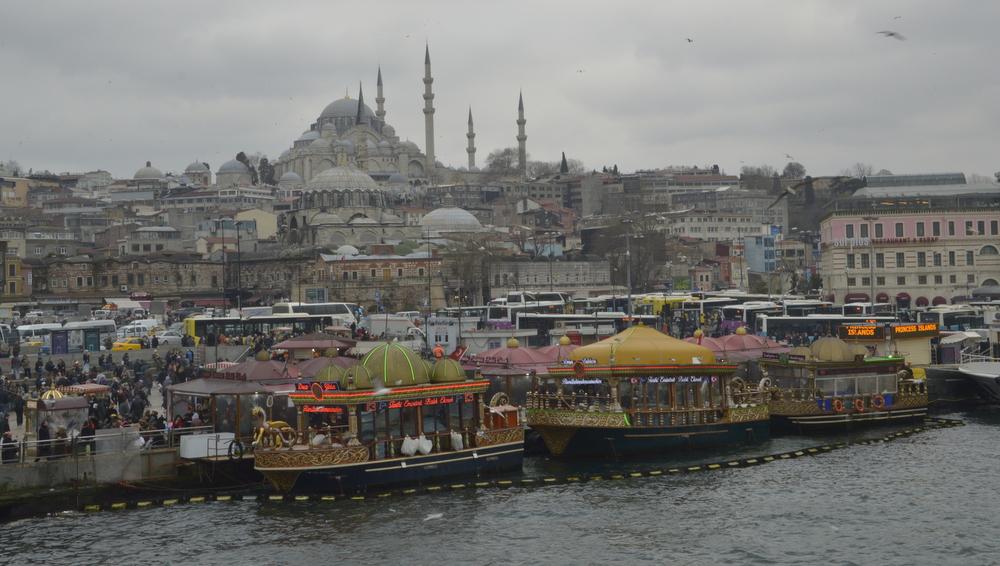 ISTANBUL-MESTO V KATEREGA SE BOM VRAČALA ZNOVA IN ZNOVA