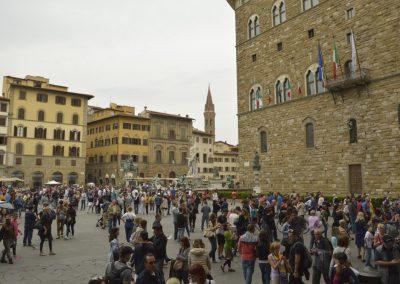 Trg Piazza della Signoria