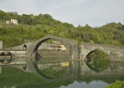Ponte della Maddalena ali hudičev most