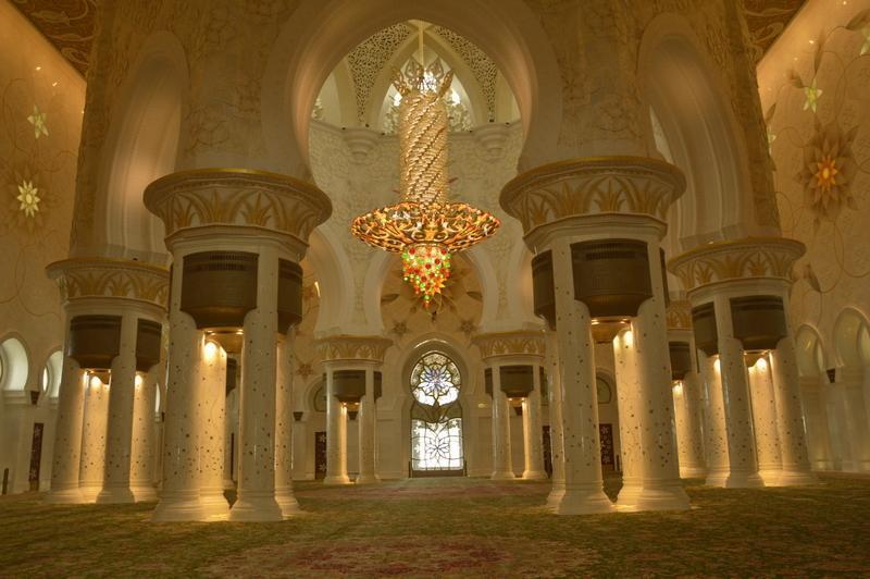 Sheikh Zayed Grand mošeja