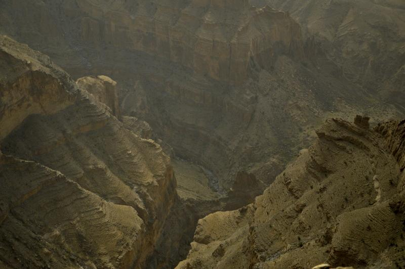 Grand kanjon Oman