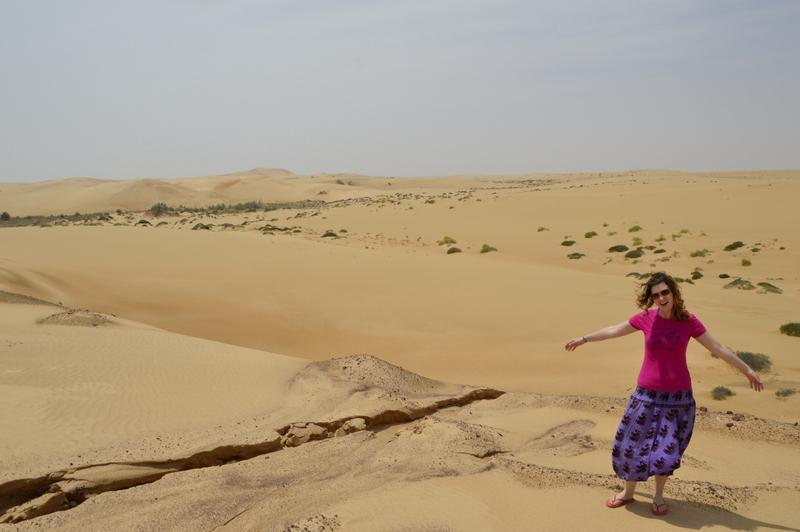 Puščava Wahiba
