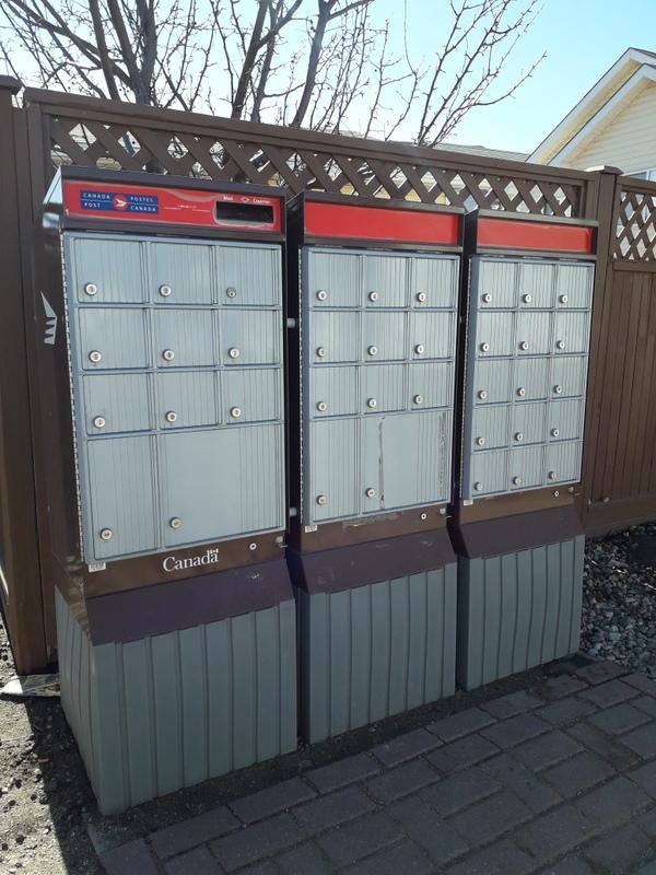 Poštni nabiralniki
