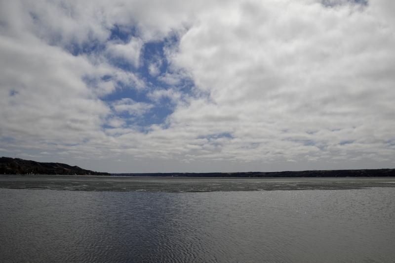 Pasqua lake
