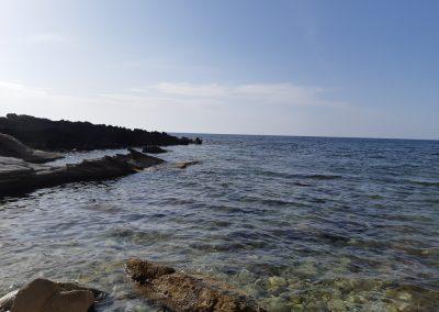 Samotna plaža