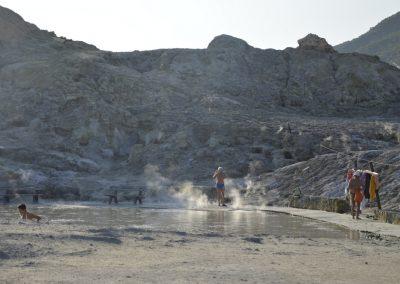 Vulcano - blatni bazeni