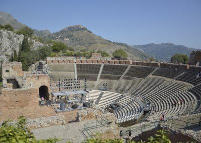 Taormina, gledališče