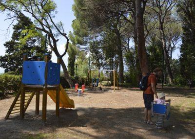 Taormina, javni park