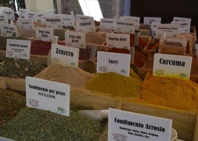 Sirakuze, tržnica