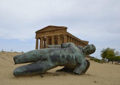 Agrigento, Konkordijin tempelj