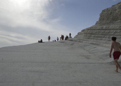 Agrigento, Turške stopnice