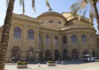 Palermo, opera
