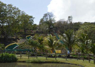 Zabaviščni del, Casela nature park