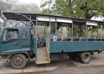 Peljemo se v safari, Casela nature park