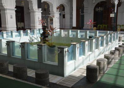 Jummah mošeja, Port Luis